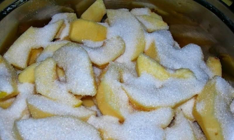 Джем из айвы с лимоном рецепт
