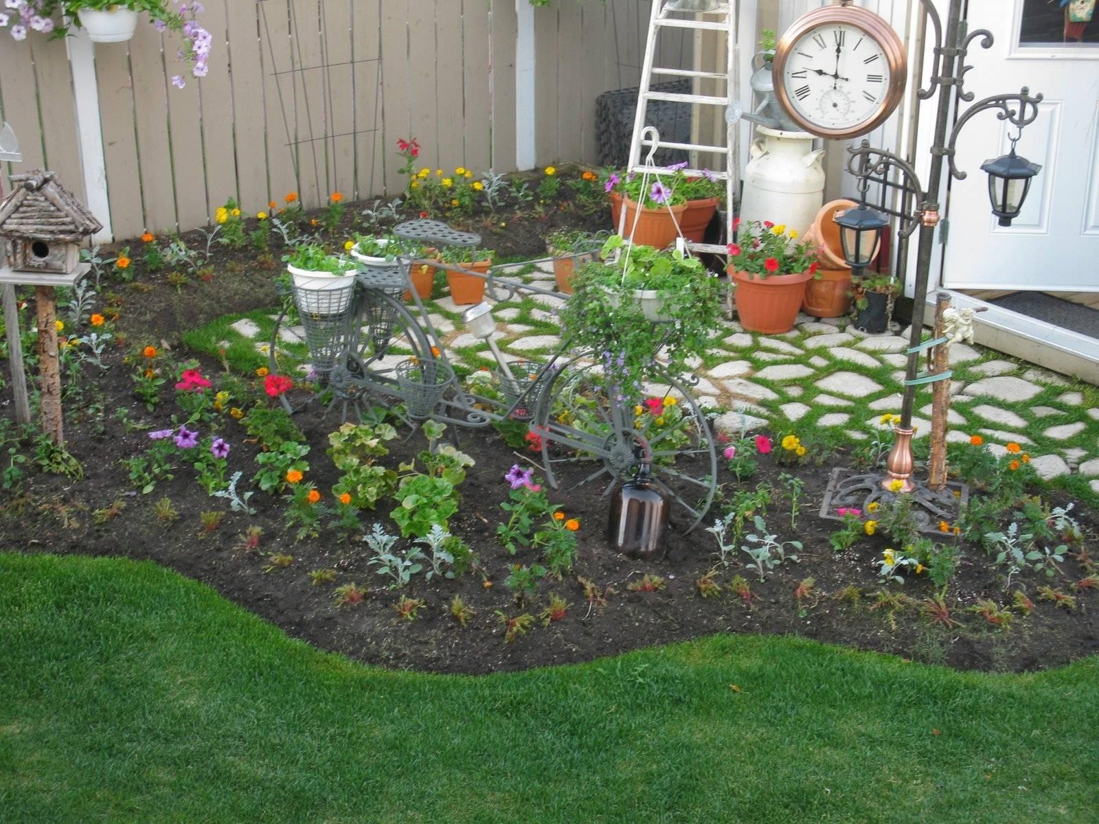 Поделки для сада и дачи своими руками