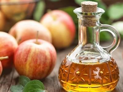 Лечебное действие яблочного уксуса