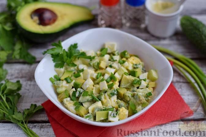 Популярные рецепты приготовления авокадо