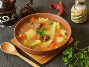 Суп мастава рецепт