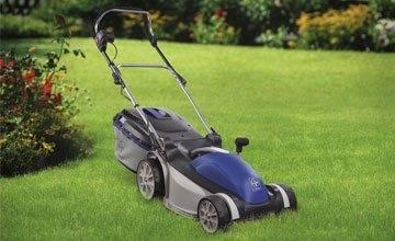 Ручная газонокосилка бензиновая как легко стричь газон?