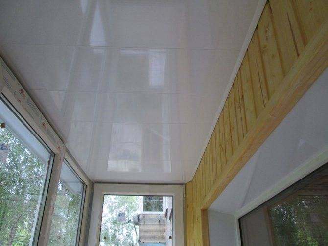 Все виды отделки потолка