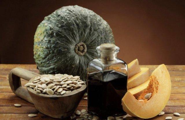 Тыквенное масло: полезные свойства и противопоказания