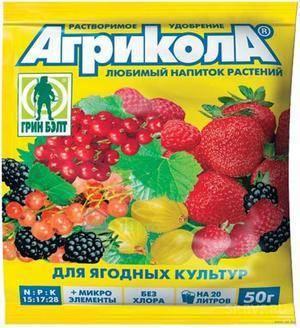 Удобрение агрикола картофельное для внесения в почву — отзывы, описание