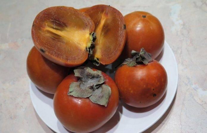 Как вырастить хурму в открытом грунте