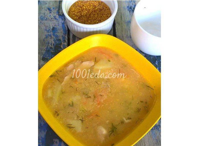 Тонкости приготовления горохового супа
