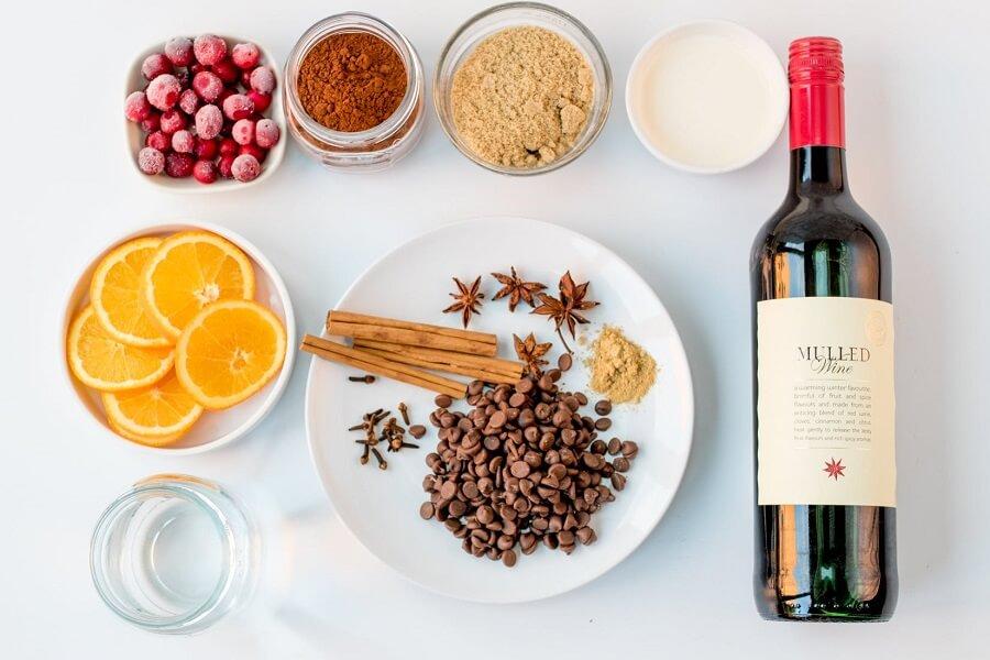 Потрясающие рецепты глинтвейна из белого вина