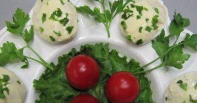 Фаршированные яйца на праздничный стол. 12 простых вариантов очень вкусной начинки