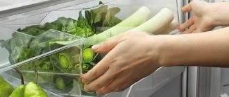 Как сохранить свежую зелень в холодильнике — 7+ легких способов