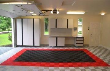 Из чего сделать пол в гараже: варианты покрытий, гидроизоляция и фото-материалы