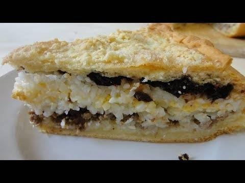 Губадия с кортом — фото рецепт приготовления татарского пирога
