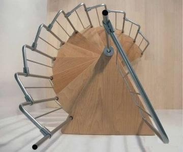 3d расчет лестницы с поворотом на 90 градусов