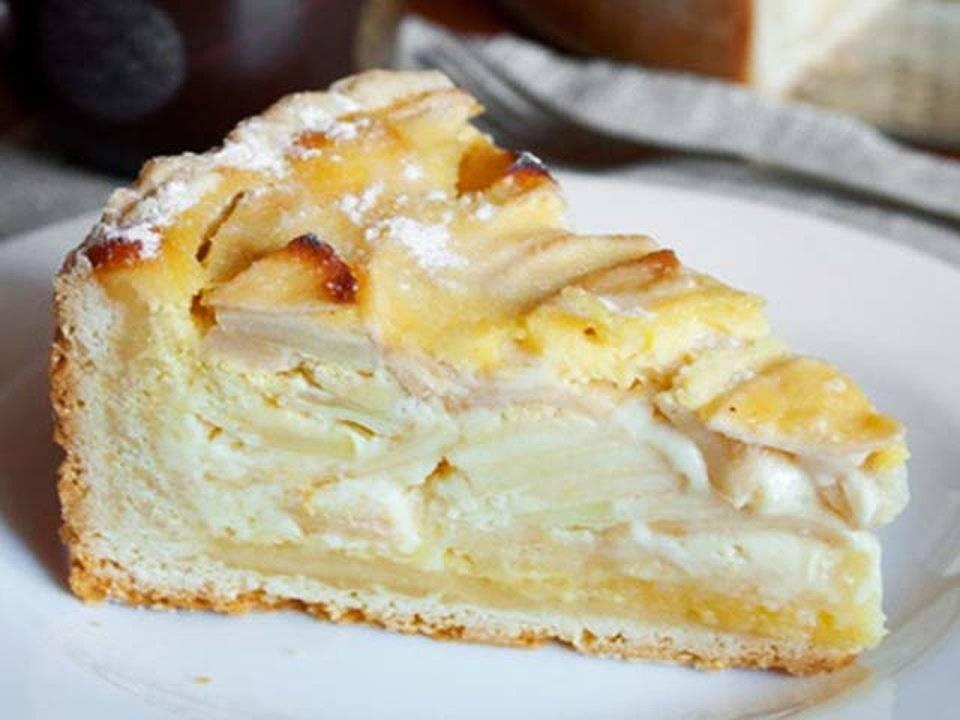 Цветаевский яблочный пирог – рецепт приготовления вкусного пирога