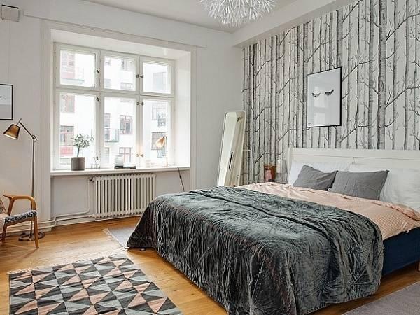 Как выбрать обои для гостиной для создания яркого индивидуального стиля