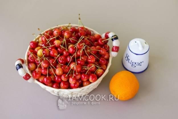 Варенье из черешни с лимоном – кисло-сладкое лакомство на зиму. лучшие рецепты варенья из черешни с лимоном, орехами, ванилином, мятой