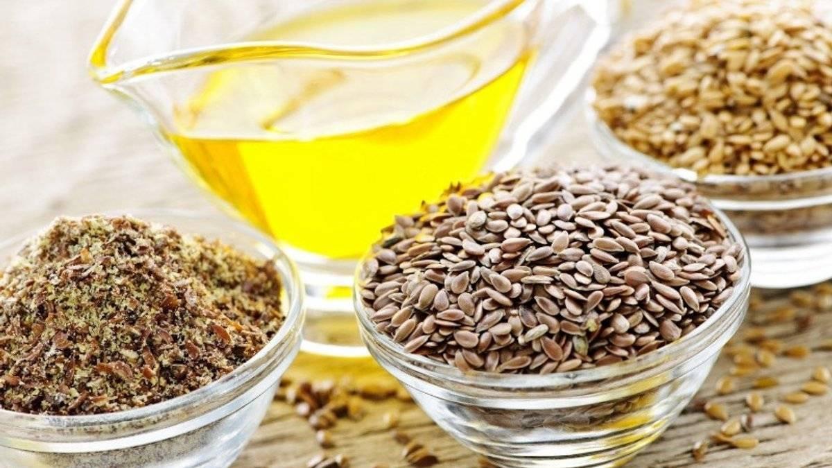 Семена льна: состав, польза и вред для организма