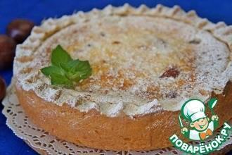 Сливовый пирог со сливами из песочного теста от юлии высоцкой