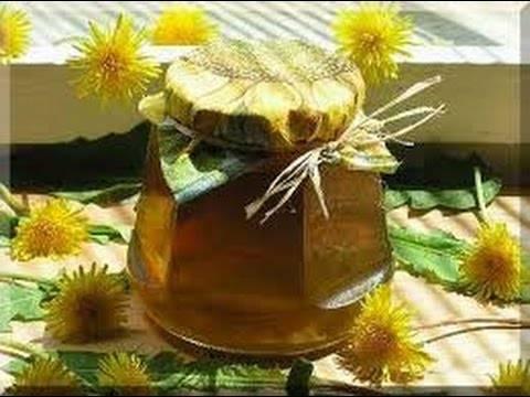 Мед из одуванчиков польза и вред как употреблять