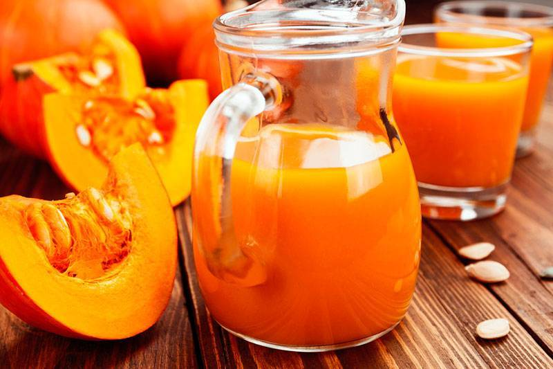 Тыквенный сок. рецепт в домашних условиях пошаговый на зиму с апельсином, курагой, яблоками, морковью