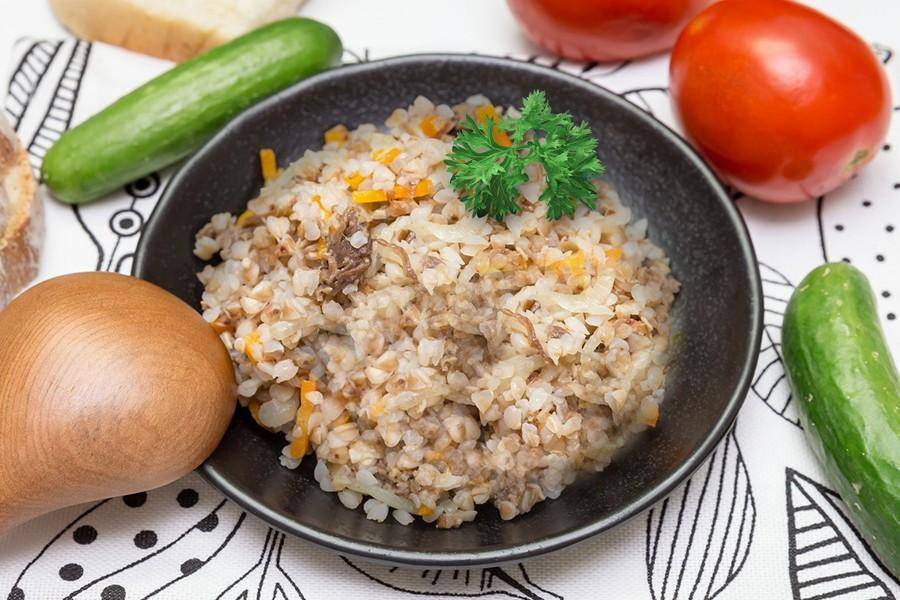Что приготовить из гречки на сковороде быстро и вкусно