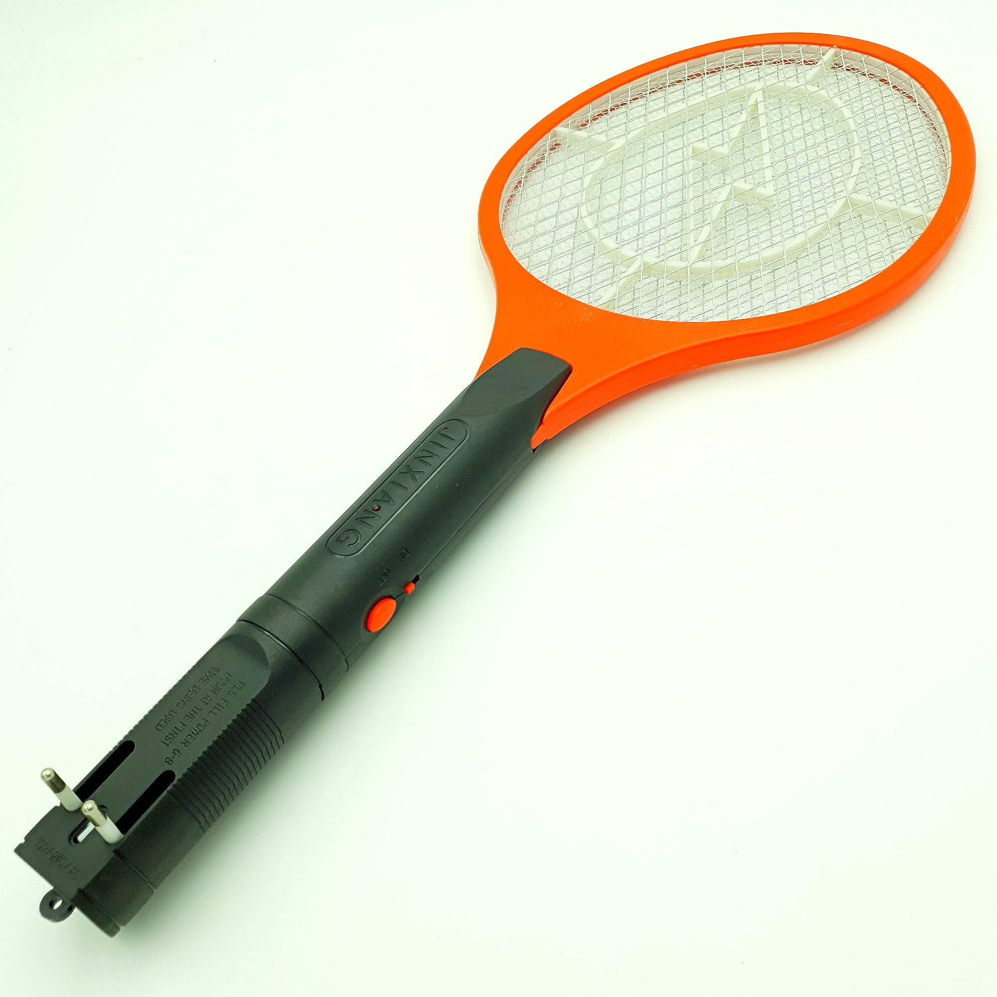 Сделанная в Китае электрическая мухобойка