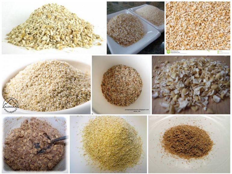 Как принимать отруби для похудения: ржаные, пшеничные, овсяные, польза и вред