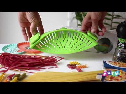 Сохранит каждый макарон силиконовый дуршлаг из китая