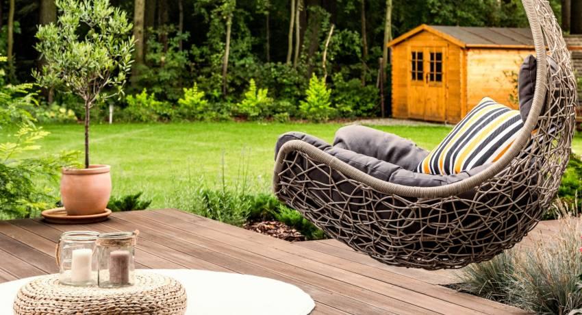Технология изготовления кресла-гамака своими руками