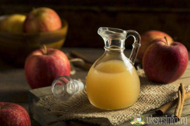 Яблочный уксус: с дрожжами, на уксусной матке, из яблочного сока — простые рецепты домашнего приготовления