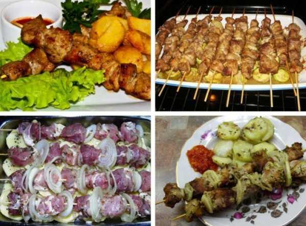 Как приготовить шашлык в духовке: рецепты из свинины, курицы или говядины