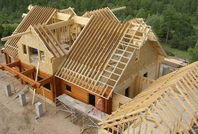 Как правильно рассчитать угол наклона и высоту односкатной крыши