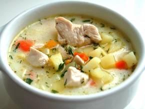 Суп с плавленным сыром - 73 домашних вкусных рецепта приготовления