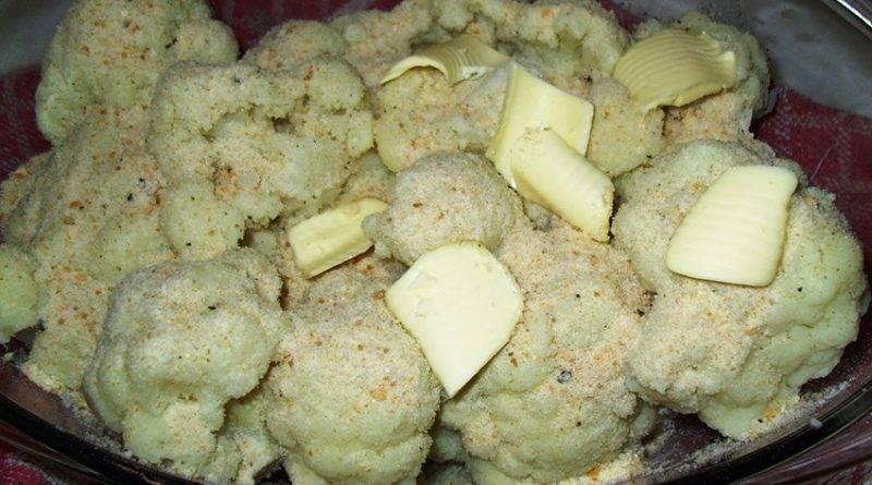 Запеканка из цветной капусты в духовке - 5 рецептов с фото пошагово