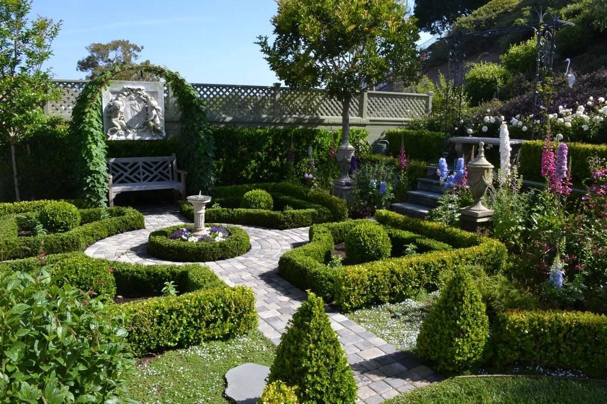 11 советов по обустройству сада в стиле прованс (фото)