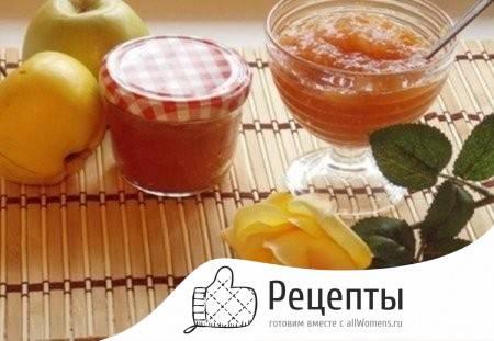 Вкуснейшие и простейшие рецепты яблочного джема