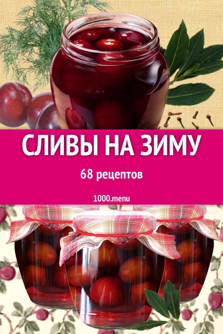 Слива на зиму рецепты сока без стерилизации в домашних условиях через соковыжималку с сахаром в соковарке с мякотью
