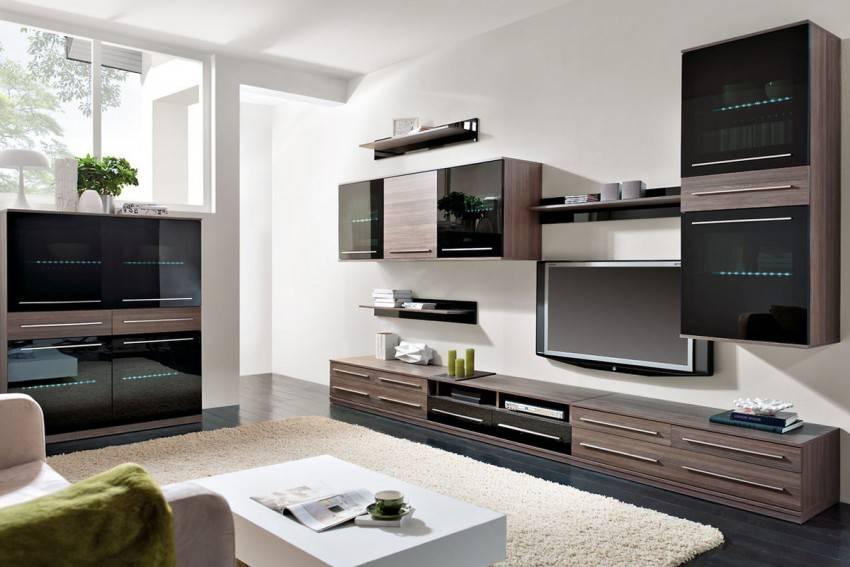 Современный дизайн зала: основные правила красивого оформления (80 фото дизайна)