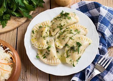 Варим вареники правильно: в чем, как и сколько надо. готовим вкусные вареники! сколько варить вареники с картошкой, творогом и вишней