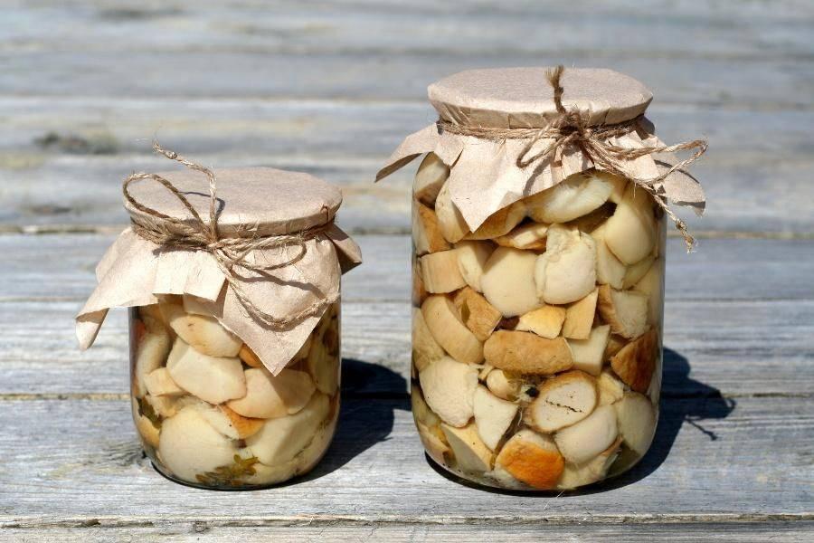 Салат из грибов на зиму