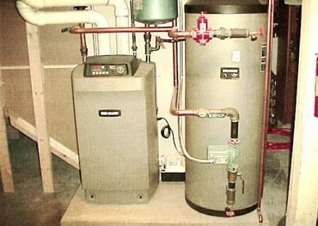 Универсальный котел для отопления частного дома