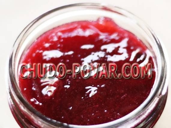 Густое варенье из вишни без косточек на зиму - 5 рецептов с фото пошагово