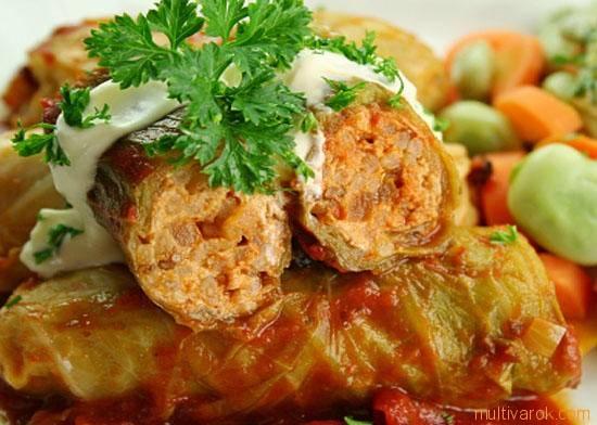 Голубцы из свежей капусты: вкусные рецепты с пошаговым фото