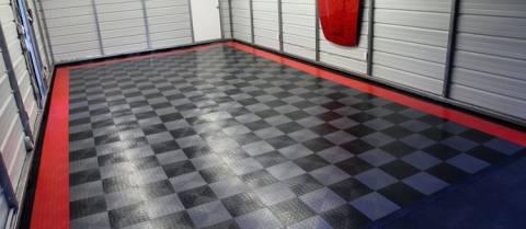 Что лучше выбрать для покрытия, чем лучше покрасить бетонный пол в гараже, чтобы не пылил