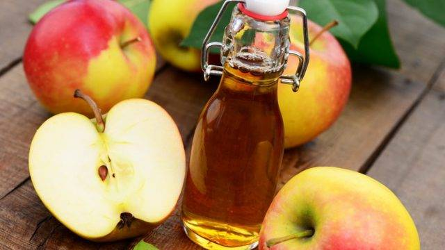 Лечение варикозного расширения вен яблочным уксусом