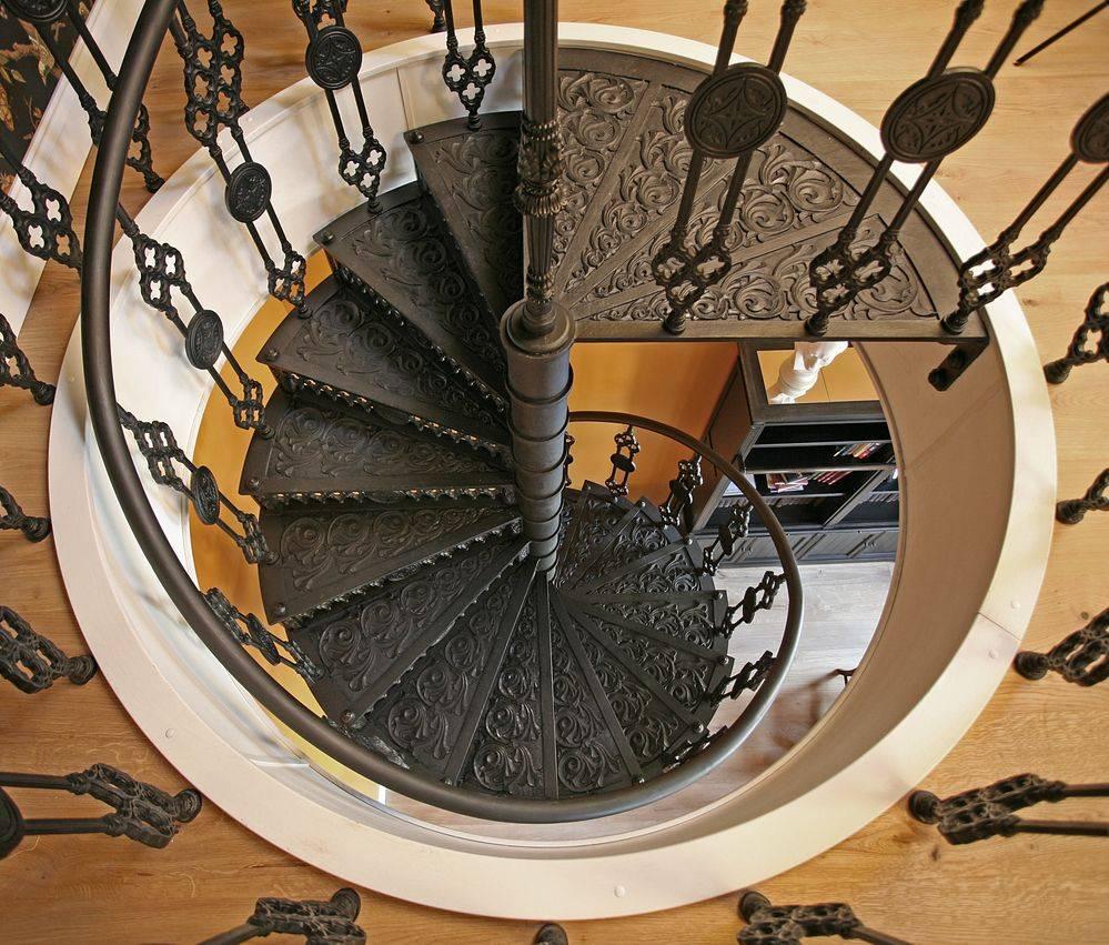 Металлические лестницы - особенности конструкций, расчет