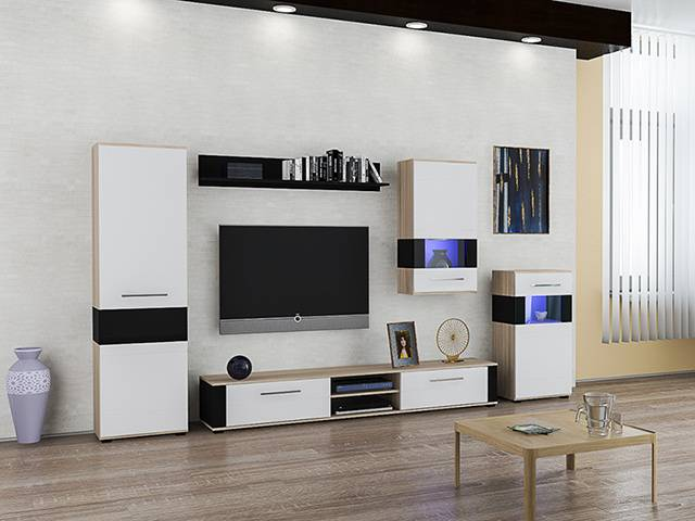 Дизайн зала в квартире (+80 фото)