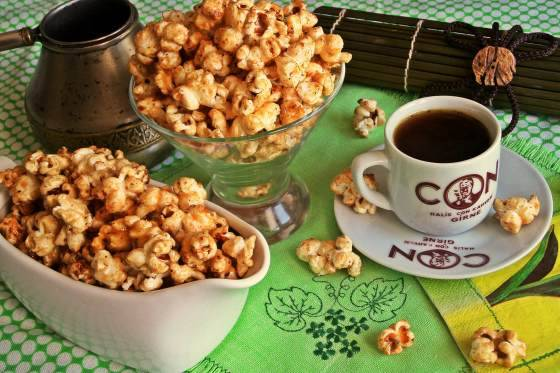 Топ-5 способов сделать вкусный попкорн в домашних условиях