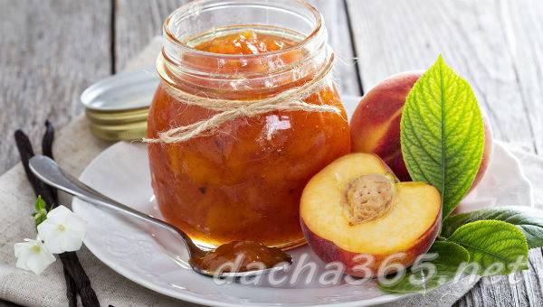 Варение из персиков на зиму простые и лучшие рецепты персикового варенья