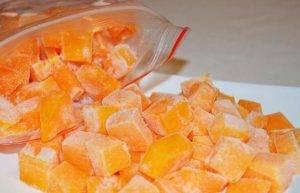 Как заморозить тыкву на зиму в домашних условиях правильно: кусочками или в виде пюре?